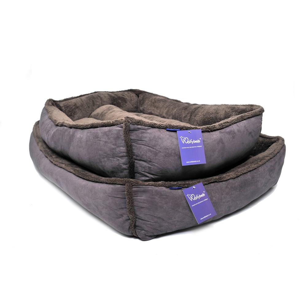 homeluxury fleece dog beds